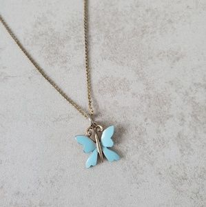 Other - Butterfly necklace